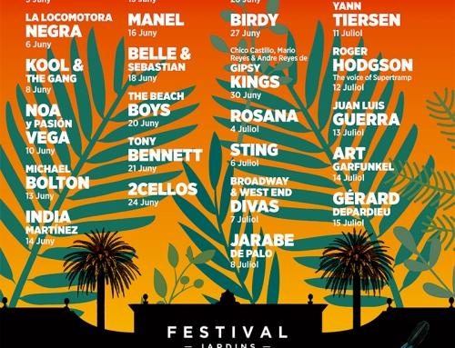 Control de Impacto Acústico Festival Jardins de Pedralbes Barcelona 2017