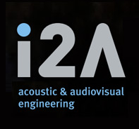 i2A · Acoustic & Audiovisual Engineering